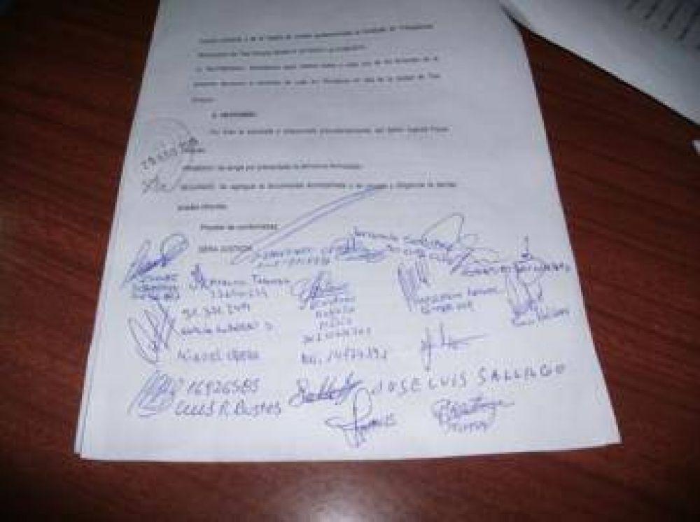 Nueva denuncia del STMTA por irregularidades de caja