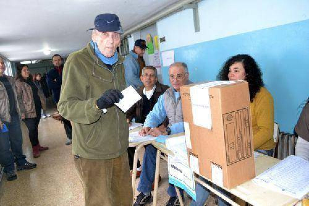 El escrutinio definitivo de las Primarias en Necochea