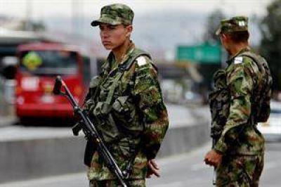 Colombia saca al ej�rcito a la calle para contener a los campesinos
