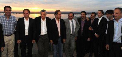 La sucesión: En Corrientes todas las miradas apuntaron a Scioli y Urribarri