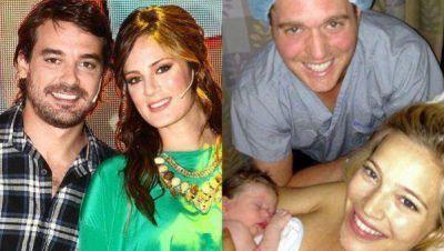 Los padres del momento: Peter Alfonso y Luisana Lopilato