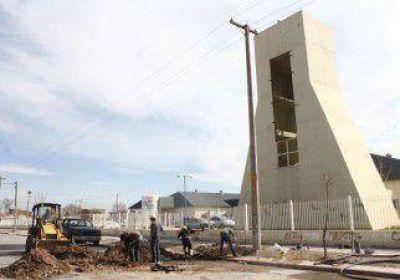 ARSA cambió la conexión del servicio de agua potable en el hospital cipoleño