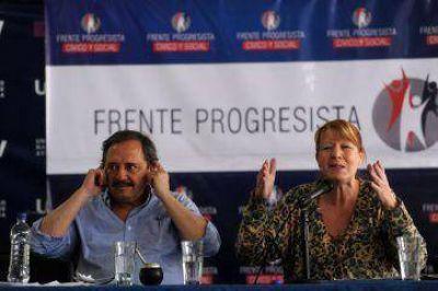 "Stolbizer y Alfonsín, ""la única alternativa"""