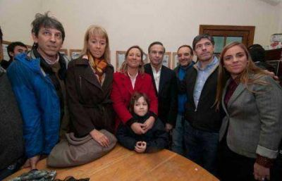 CFK felicitó a la intendenta electa de Bariloche