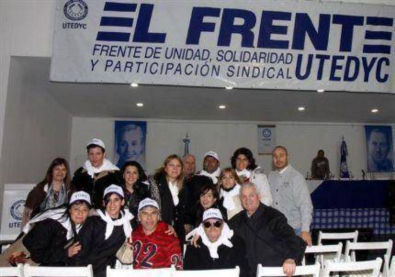 Marplatenses integran la reciente lista de autoridades nacionales electas del Frente de Unidad, Solidaridad y Participación Sindical