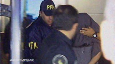 Trasladan al presunto violador de Villa Urquiza