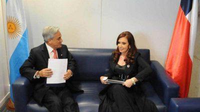 """Chile, contra los dichos de Cristina: """"Piñera vendió su participación en LAN para evitar conflictos de intereses"""""""