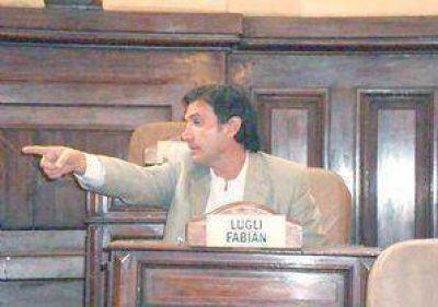 Fabi�n Lugli, el juninense que preside a los concejales del FpV