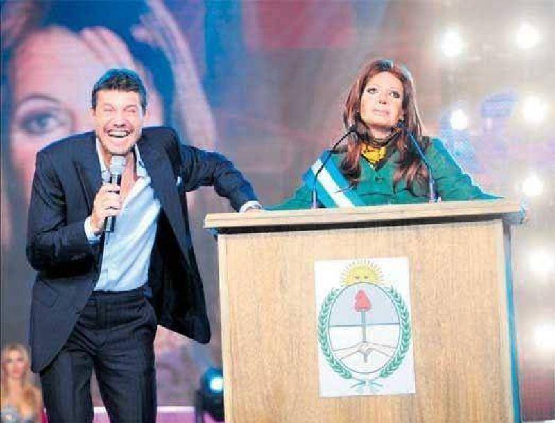 """El Gobierno pide sacar a Cristina de """"Gran Cuñado"""""""