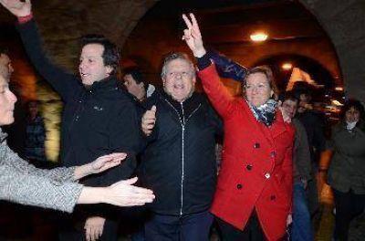 Martini consolidó poder y gobernará hasta el 2015