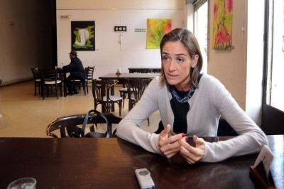 """Agustina Ayllón: """"No llegué a la política de la mano de Francisco"""""""