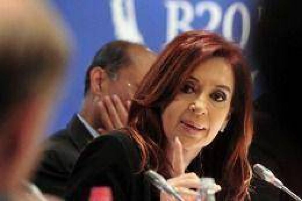 La reapertura del canje y los fondos buitre, en la agenda argentina del G20