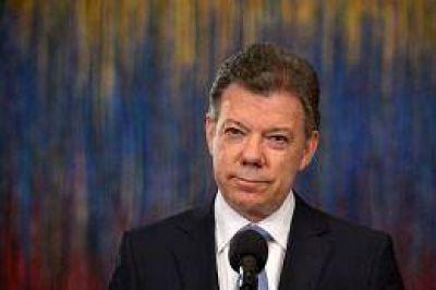 Santos decidi� renovar el gabinete en plena crisis por la huelga campesina