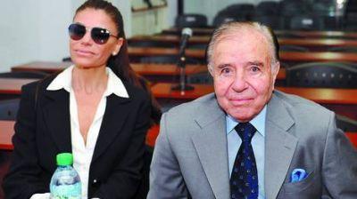 Menem renovó su apoyo a Cristina tras la apertura de otro juicio oral