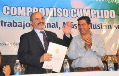 Capitanich y Tomada inaugurarán el Parque Industrial Chaco en Barranqueras