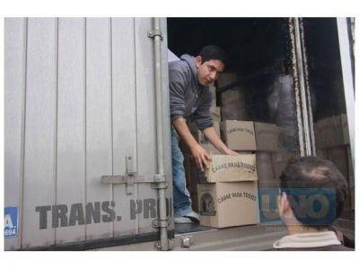 Se lanza Carne Entrerriana para Todos en el barrio San Agustín