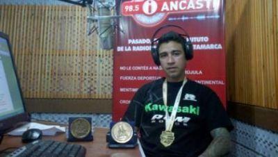 """""""En este Dakar voy por la Copa Maratón"""""""