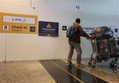Dudas por el lugar para el check in en Aeroparque