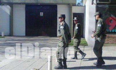 Llegaron los primeros gendarmes a Pilar