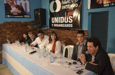 Lan�s: se inaugur� una nueva sede pol�tica del Frente Nuevo Encuentro