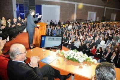 Capitanich y Tomada inauguraron el primer Parque Industrial privado del Chaco con una inversión de $ 12 millones
