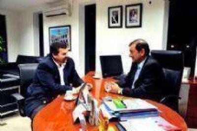 Miguel Isa y Daniel Betzel se reunirán para dialogar sobre los avances en El Canal de los Manzanos