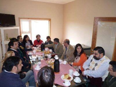 Reunión Binacional de Fronteras en Tierra del Fuego