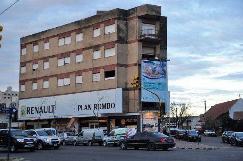 El CEC construirá un hotel en Santa Rosa