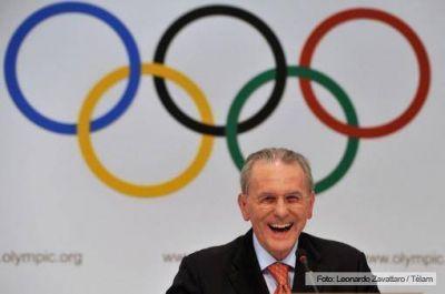 """""""Los Juegos Olímpicos de la Juventud le dejarán un gran legado a la Argentina"""", dijo el titular del COI"""
