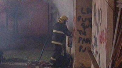 Tapalqué: vecinos incendiaron la casa del pastor acusado de abuso