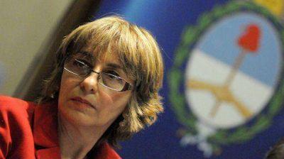 Gils Carbó presentará la Unidad Fiscal de Ejecución Penal