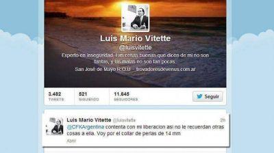 """El autor del """"Robo del Siglo"""" anunció que irá por las joyas de Cristina Kirchner"""