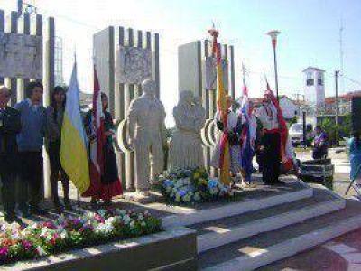 La Municipalidad rindió homenaje a los inmigrantes en su día