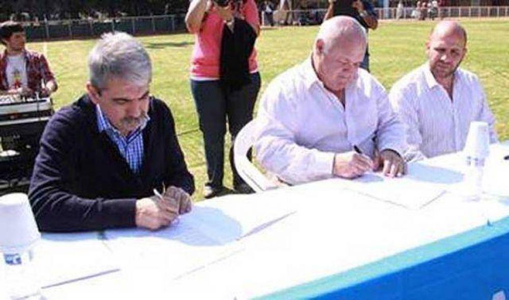 La UBA firmó convenios con la Confederación Argentina de Hockey