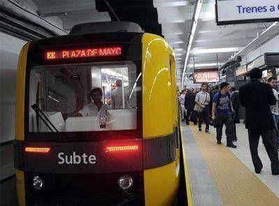 Habrá nuevos trenes en la línea A, pero trabajadores reclaman más personal