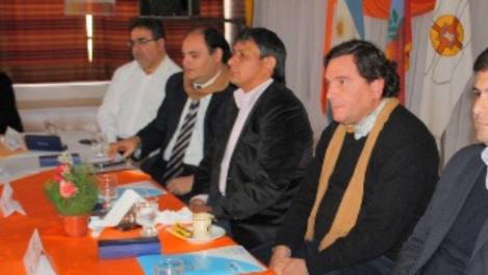 El FPV respaldó a Corpacci y denunció el acuerdo opositor