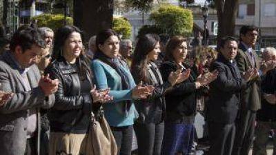 """La Municipalidad conmemoró el """"Día del Inmigrante"""""""