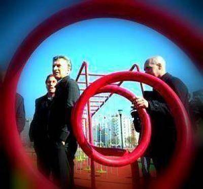 """La ofensa del """"círculo rojo"""""""