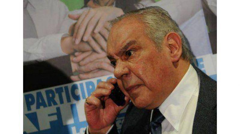 El bancario Zanola destacó el apoyo del jefe de la CGT