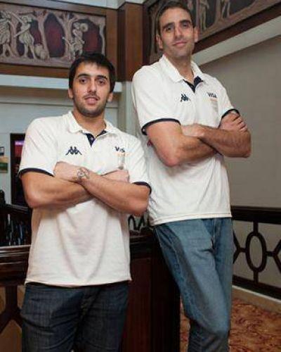 Gemelos: Facundo Campazzo y Juan Gutiérrez, tan distintos y tan iguales
