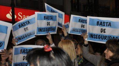 Los vecinos de Barracas se movilizaron contra la inseguridad