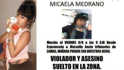 """Micaela: sospechan de un conocido """"obsesionado"""""""