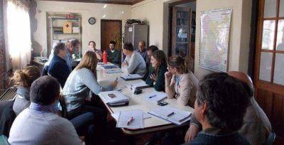 Se desarrolló la primera reunión de la Mesa de Agroquímicos