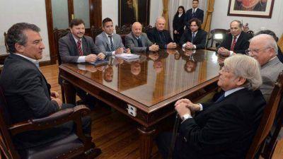 """Méndez de UIA:""""Entre Ríos es un ejemplo de relación público-privada"""""""
