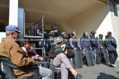 Fuerte reacción empresarial: piden que se tomen medidas contra protesta desmedida
