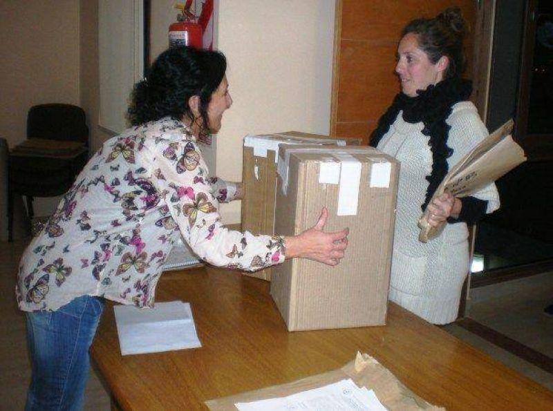 Elecciones en Utelpa: se impuso la lista 23 de Mayo