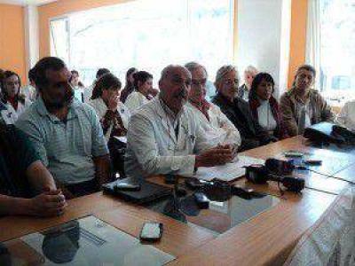 Médicos de Jujuy presentarán hoy a las autoridades más de 200 renuncias masivas