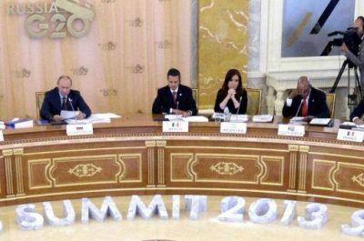 """Cristina calificó de """"muy positiva"""" la cumbre y resaltó el documento final"""