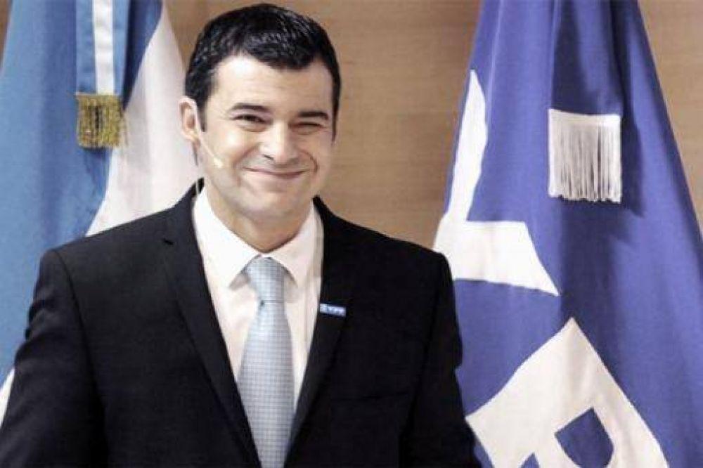 Galuccio resaltó la apertura de Pemex a la inversión privada para potenciar la capacidad energética