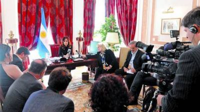 Cumbre del G-20: Cristina pidió leyes globales contra los fondos buitre